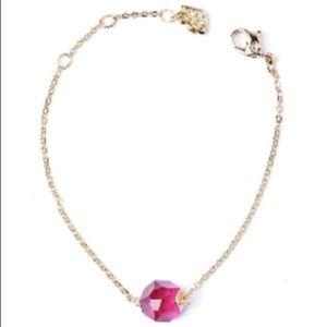 NWT Swarovski FUSCHIA Bracelet